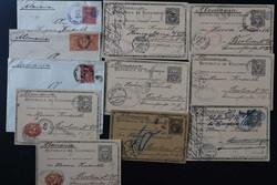 3930: Kolumbien - Briefe Posten