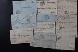 3365: Italien Staaten Modena - Briefe Posten