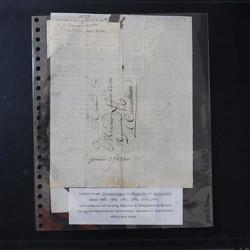 4785: Österreich Post in der Levante - Vorphilatelie