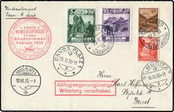 5655: Schweiz - Flugpostmarken