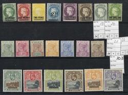 6025: St. Helena - Sammlungen