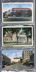 7920: Sammlungen und Posten Ansichtskarten Übersee