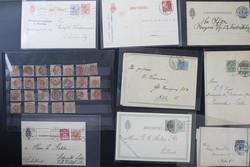 2355: Dänemark - Briefe Posten