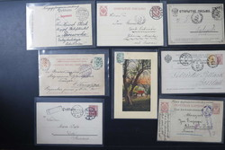 5435: Russland - Briefe Posten