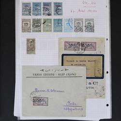6140: Syrien - Sammlungen