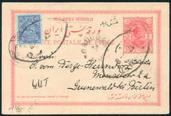 3330: Persien - Iran - Besonderheiten