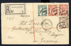 7620: Sammlungen und Posten Australische Staaten