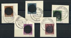 950: Deutsche Lokalausgabe Grabow - Sammlungen