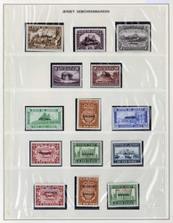 7136: Sammlungen und Posten  Kanal Inseln