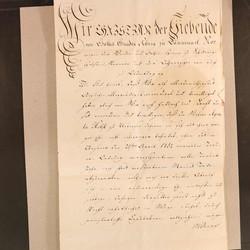 9958: Bücher/Autographen - Dokumente