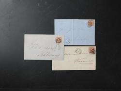 90: Altdeutschland Schleswig Holstein - Briefe Posten