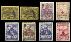 5255: Portugal - Portofreiheitsmarken