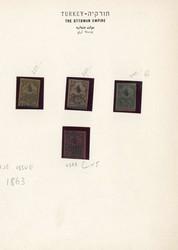 10 Und 11 Von 1974-1980 Postfrisch. Block 9 Zypern