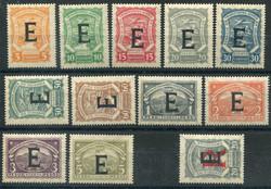 5611: Scadta Länderüberdrucke