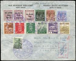 3675: Japan Besetzung II. WK Malaya Trengganu - Besonderheiten