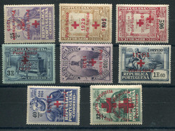 5260: Franchise Stamps for  Red Cross Society - Collections