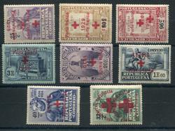 5260: Portugal Portofreiheitsmarken für das  Rotes Kreuz - Sammlungen