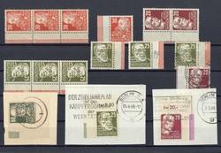 1370210: SBZ allgemeine Ausgabe - Sammlungen