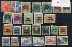 4970: Poland Issues Port Gdansk - Collections