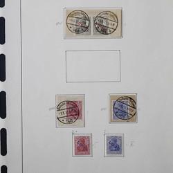 390: Deutsche Besetzung I. WK Libau - Sammlungen