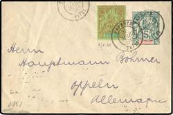 6155: Tahiti - Ganzsachen