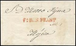 4425: Mexico - Pre-philately