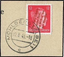 1070: Deutsche Lokalausgabe Mühlberg