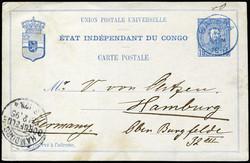 1850: Belgisch Kongo - Besonderheiten