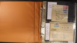 1370: Sowjetische Zone - Briefe Posten