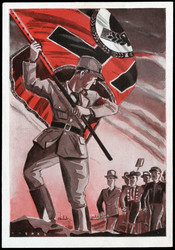 662214: III. Reich Propaganda, Organisationen, RAD