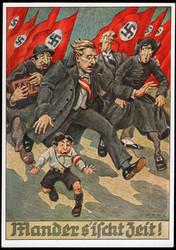 660800: III. Reich Propaganda, Antisemitismus,