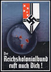 662300: III. Reich Propaganda, Kolonien,