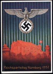662410: III. Reich Propaganda, Veranstaltungen und Parteitage, Reichsparteitag 1937