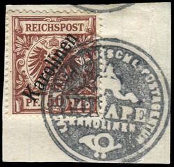 200: Deutsche Kolonien Karolinen