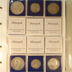100.70.80.20: Lots - Münzen - Deutschland - Deutsches Kaiserreich