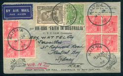 1750: Australia - Airmail stamps