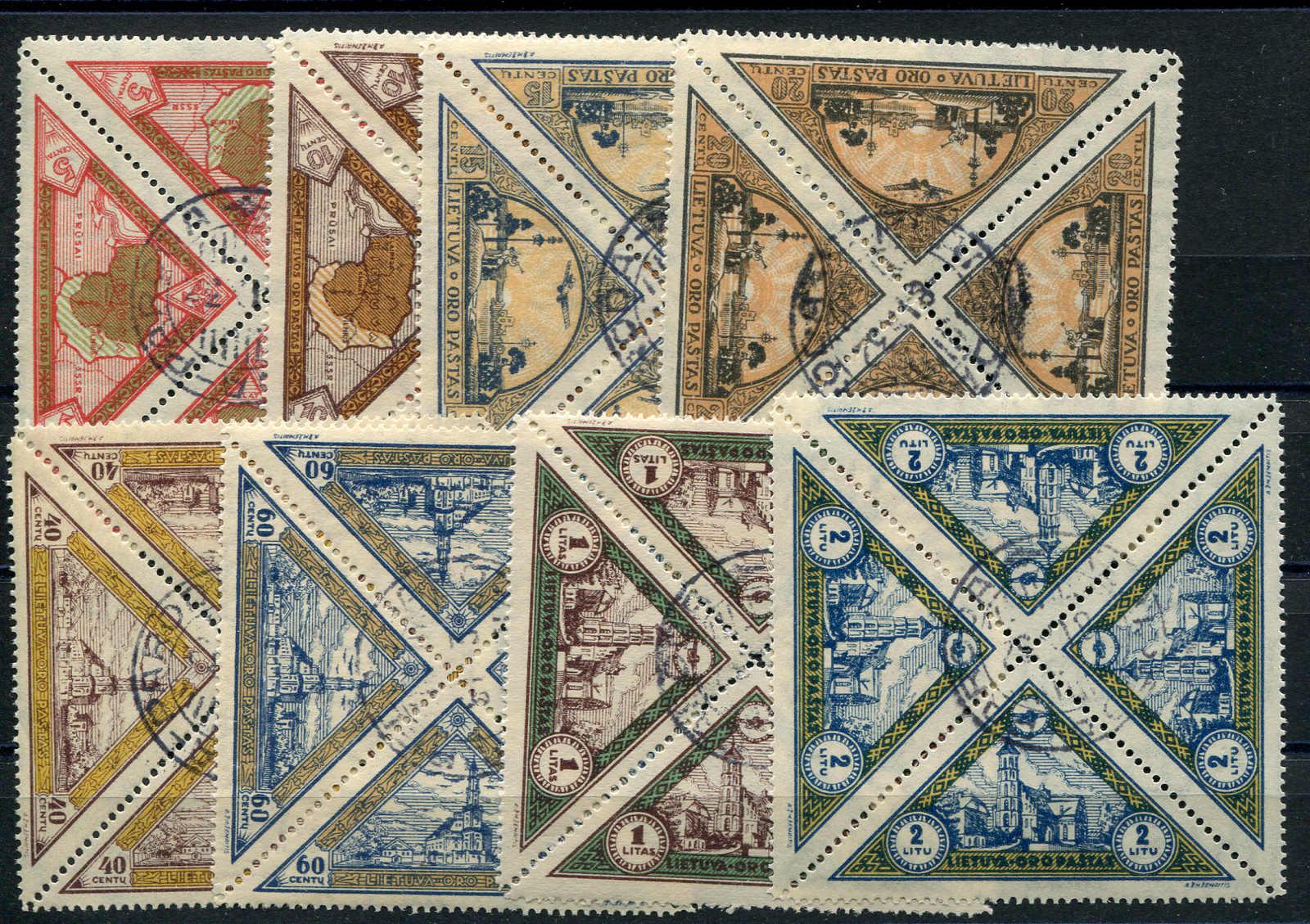 Lot 4966 - Europe A-Z Lithuania -  Auktionshaus Schlegel 26 Public Auction