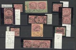 150: Deutsche Auslandspost China - Sammlungen