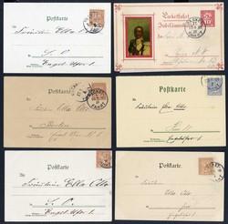 105: Berliner Postgeschichte - Briefe Posten