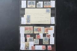 149: Deutsche Auslandspost China, Vorläufer - Sammlungen