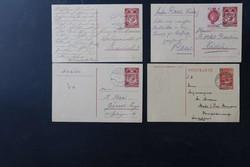 4175: Liechtenstein - Briefe Posten