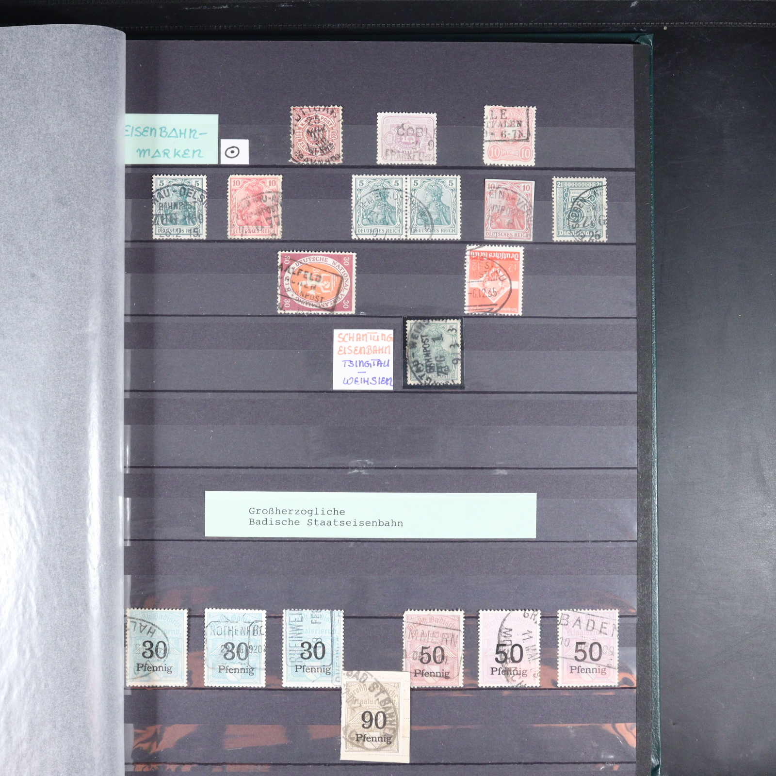 Lot 1294 - COLLECTIONS & ACCUMULATIONS Deutsches Reich -  Auktionshaus Schlegel 26 Public Auction