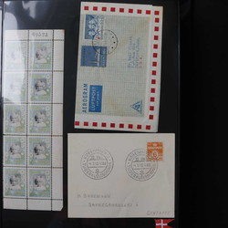 2360: Denmark Christmas seal issued by private organizations - Collections