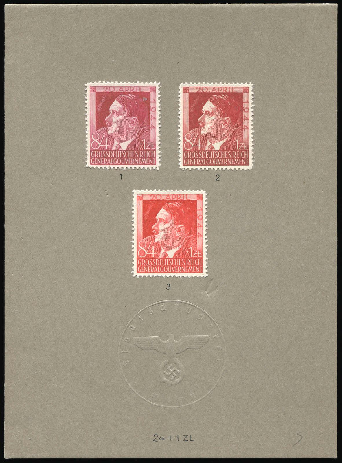 Lot 1 - Special Catalogue