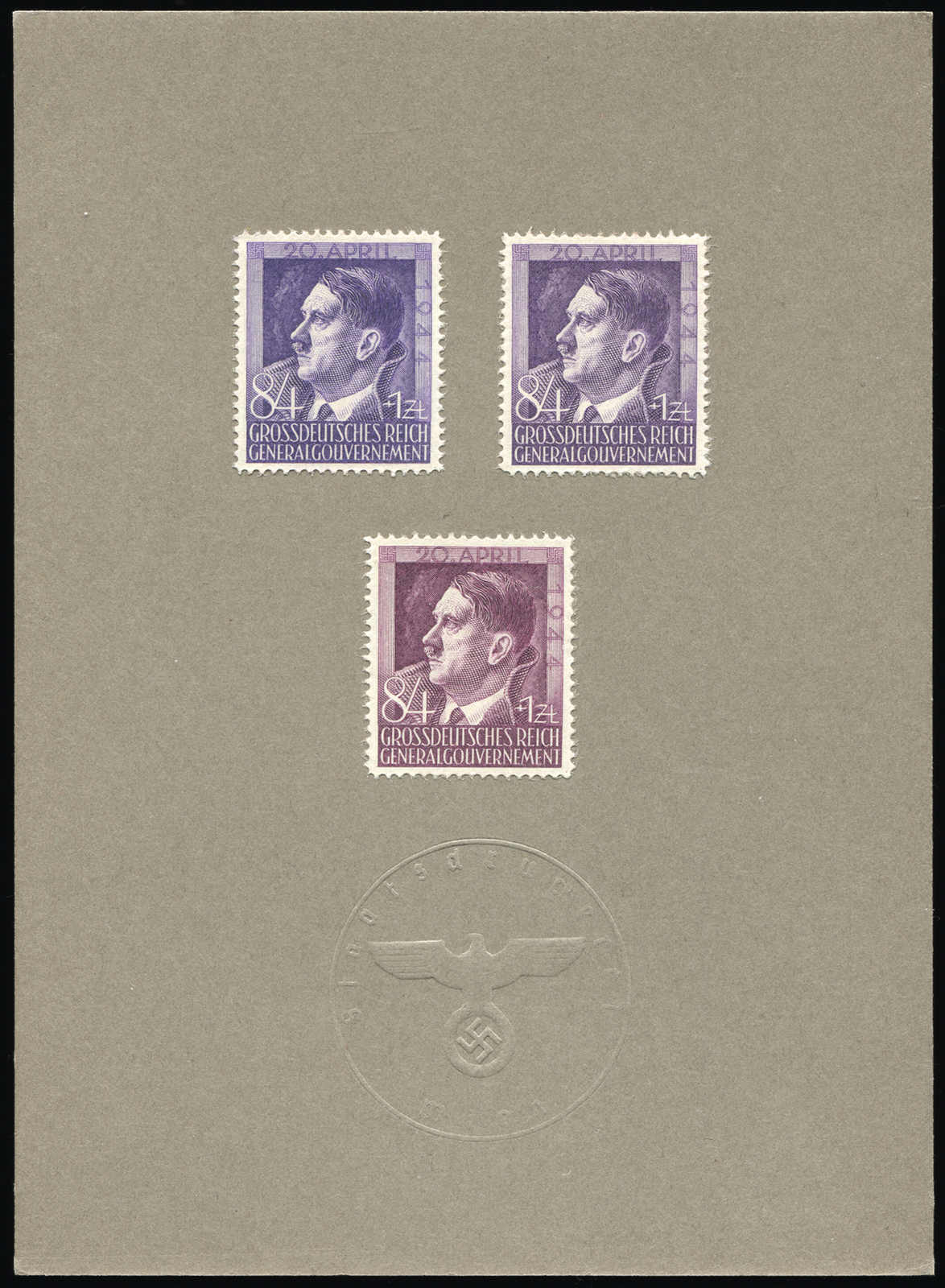Lot 2 - Special Catalogue