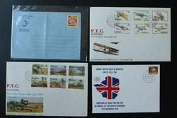 5355: Rhodesien - Briefe Posten