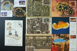 7133: Sammlungen und Posten Franz. Kolonien Ozeanien