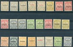 6135: Swaziland - Sammlungen