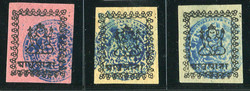 3125: Indien Staaten Duttia