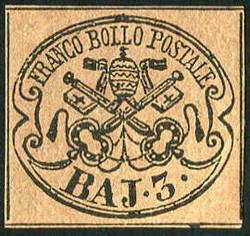 3360: Italien Staaten Kirchenstaat